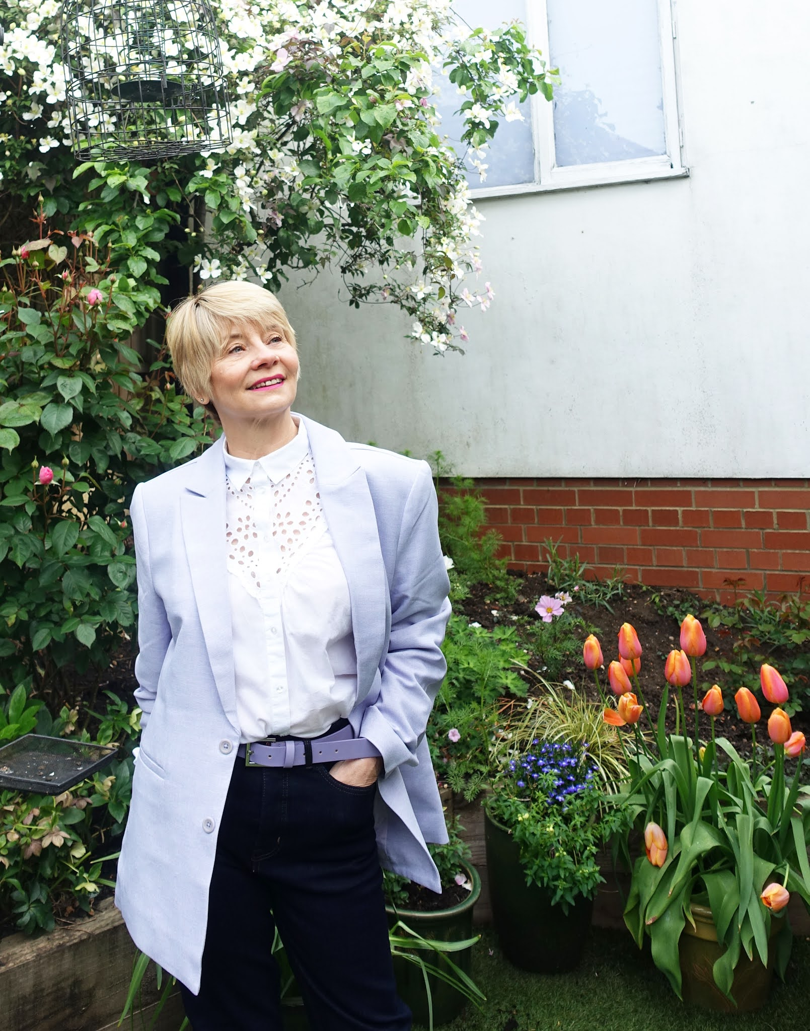 Gail Hanlon from Is This Mutton the over 50s style blog