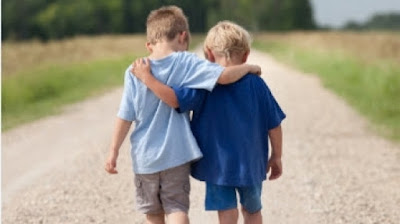 Two Best Friends : Best Moral Stories for Kids