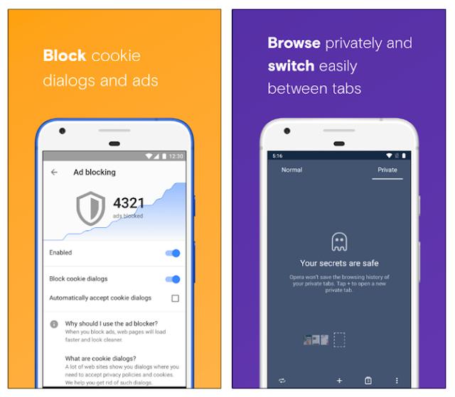Opera Beta Browser