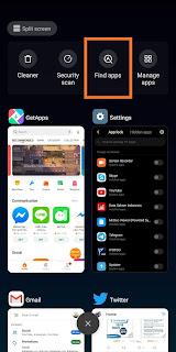 Cara menyembunyikan aplikasi di Android tanpa aplikasi tambahan