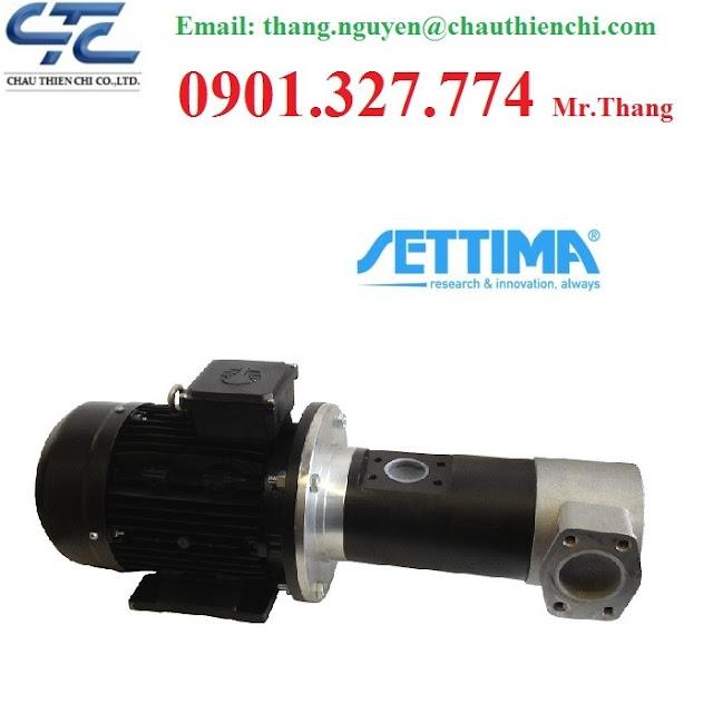 Bơm Dầu Settima - Nhà cung cấp Bơm Settima Pump-Settima