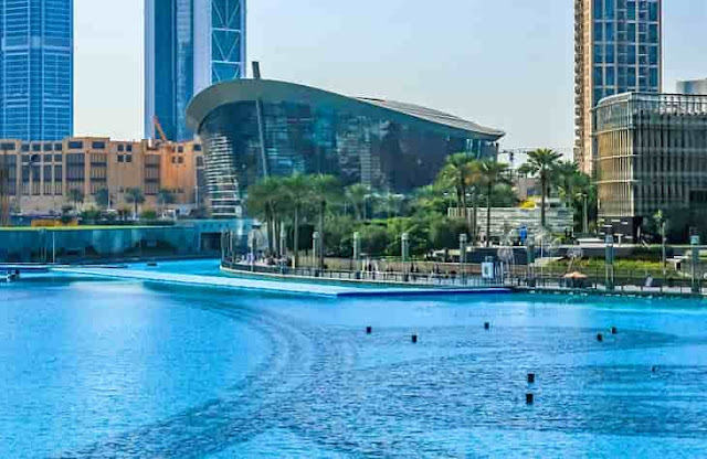 اوبرا دبي, Opera Dubai, بيت الاوبرا فى دبي, Opera House in Dubai