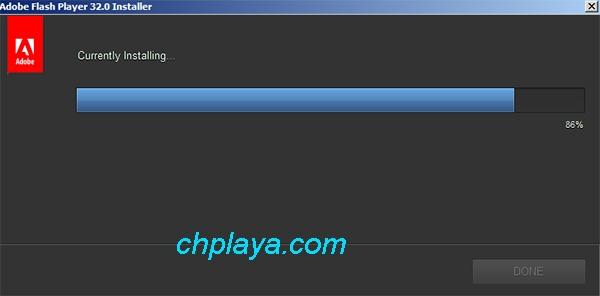 Hướng dẫn cài đặt, update Adobe Flash Player mới nhất b