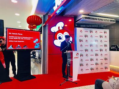 Jollibee merancang untuk membuka lebih 100 buah cawangan di Malaysia