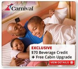 Carnival Cruise Sale