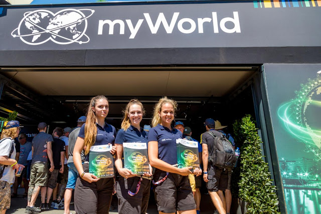 Eyetime, one of companies of myWorld group, has been the part of this year's FORMULA 1™ MYWORLD GROSSER PREIS VON ÖSTERREICH.