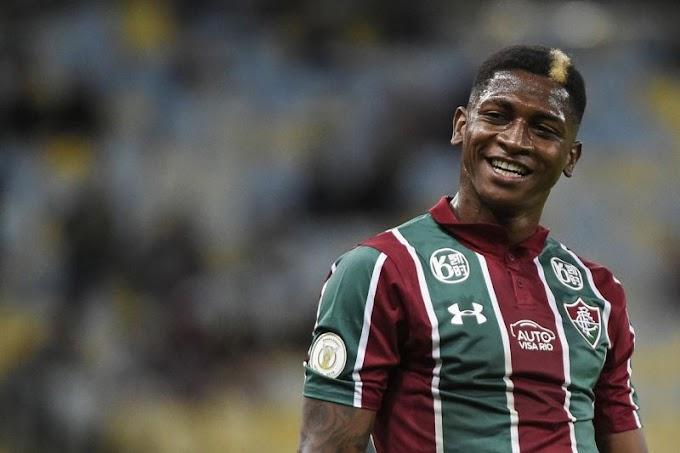 Palmeiras acerta a contratação de atacante do Fluminense para 2020, diz Edmundo