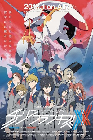 Darling in the FranXX [06/24] [HD 1080p] Latino [Mega - Drive]