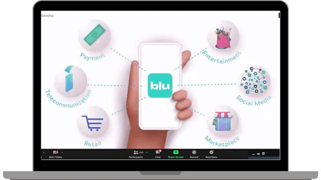 Ekosistem Digital Blu yang memudahkan nasabah