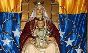 Publicaron documentos que revelan sorprendentes hallazgos en el proceso de restauración de la imagen de la Virgen de Coromoto, patrona de Venezuela.