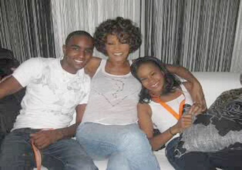 nick gordon whitney houston relationship with a woman
