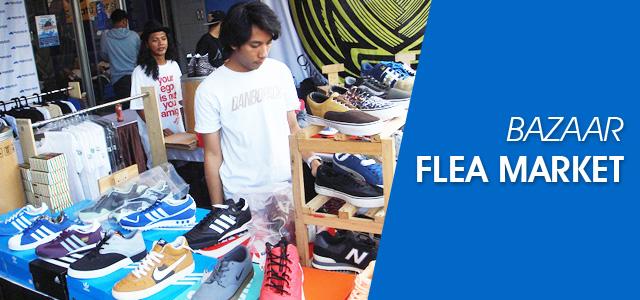 Bazaar Sepatu Sneakers
