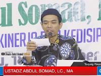 Ustadz Abdul Somad Komentari The Santri, Haram Hukumnya Masuk Tempat Yang Ada Berhala