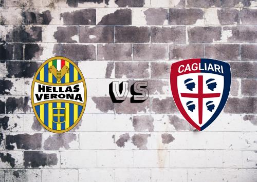 Hellas Verona vs Cagliari  Resumen