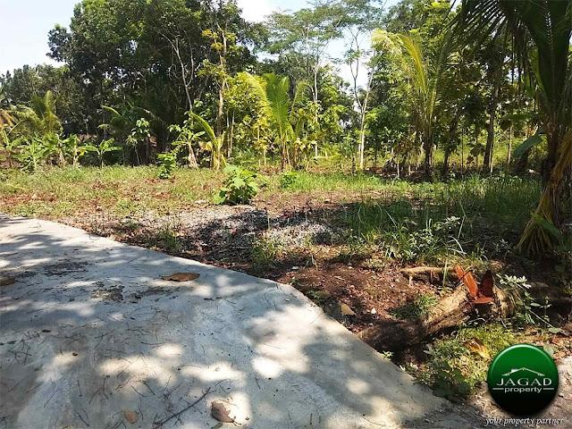 Tanah Kavling di Nanggulan, Kulon Progo