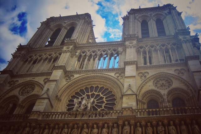 Notre-Dame de Paris Nuestra Señora de París