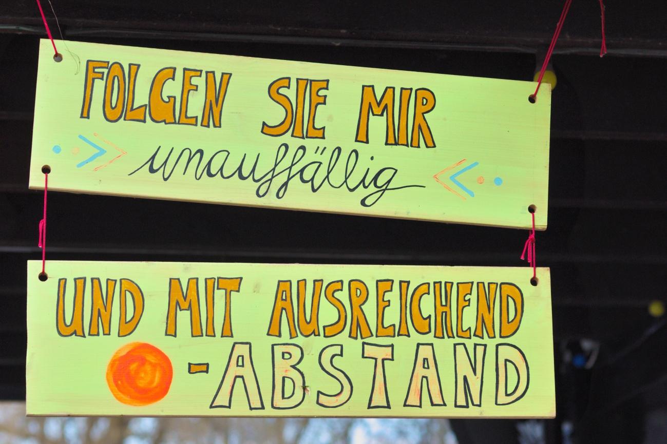 Etwas für Artis Schilderwald #1