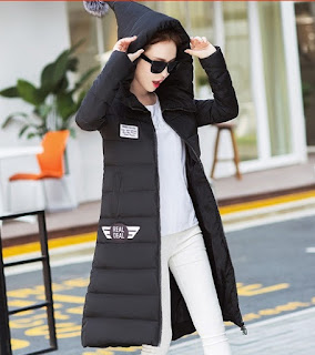 дамски зимни якета