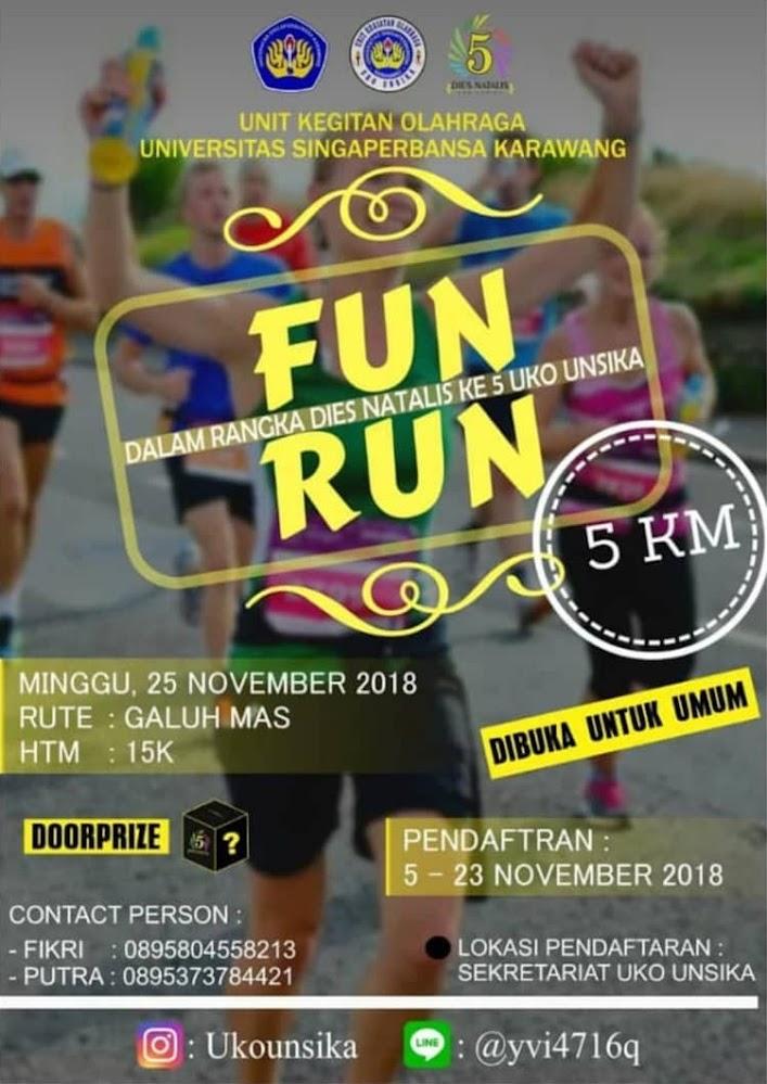 Uko Unsika Fun Run • 2018