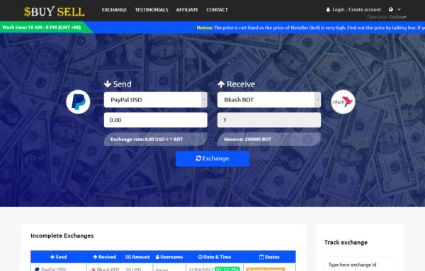 BitExchanger v2.0 PHP Script Modified | Best Dollar Buy SELL