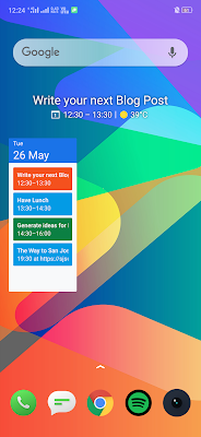 Google calendar tips to be more productive