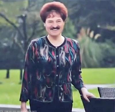 hässliche alte Frauen Bilder lustig - Damenbart