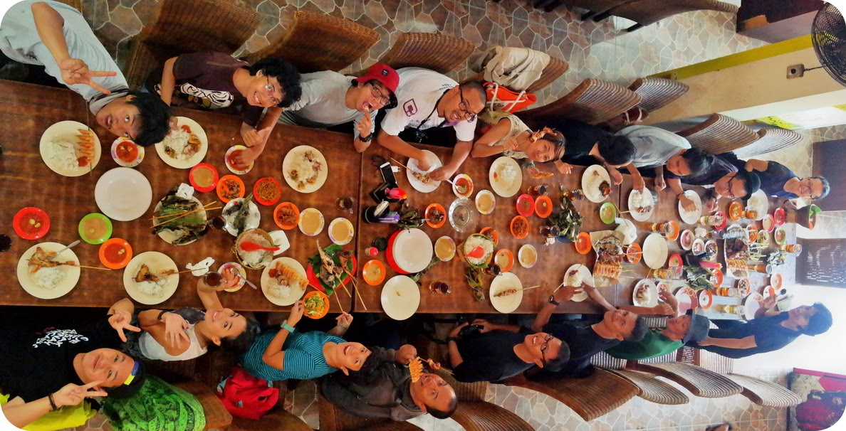 Rumah Makan Ibu Entin Labuan Banten