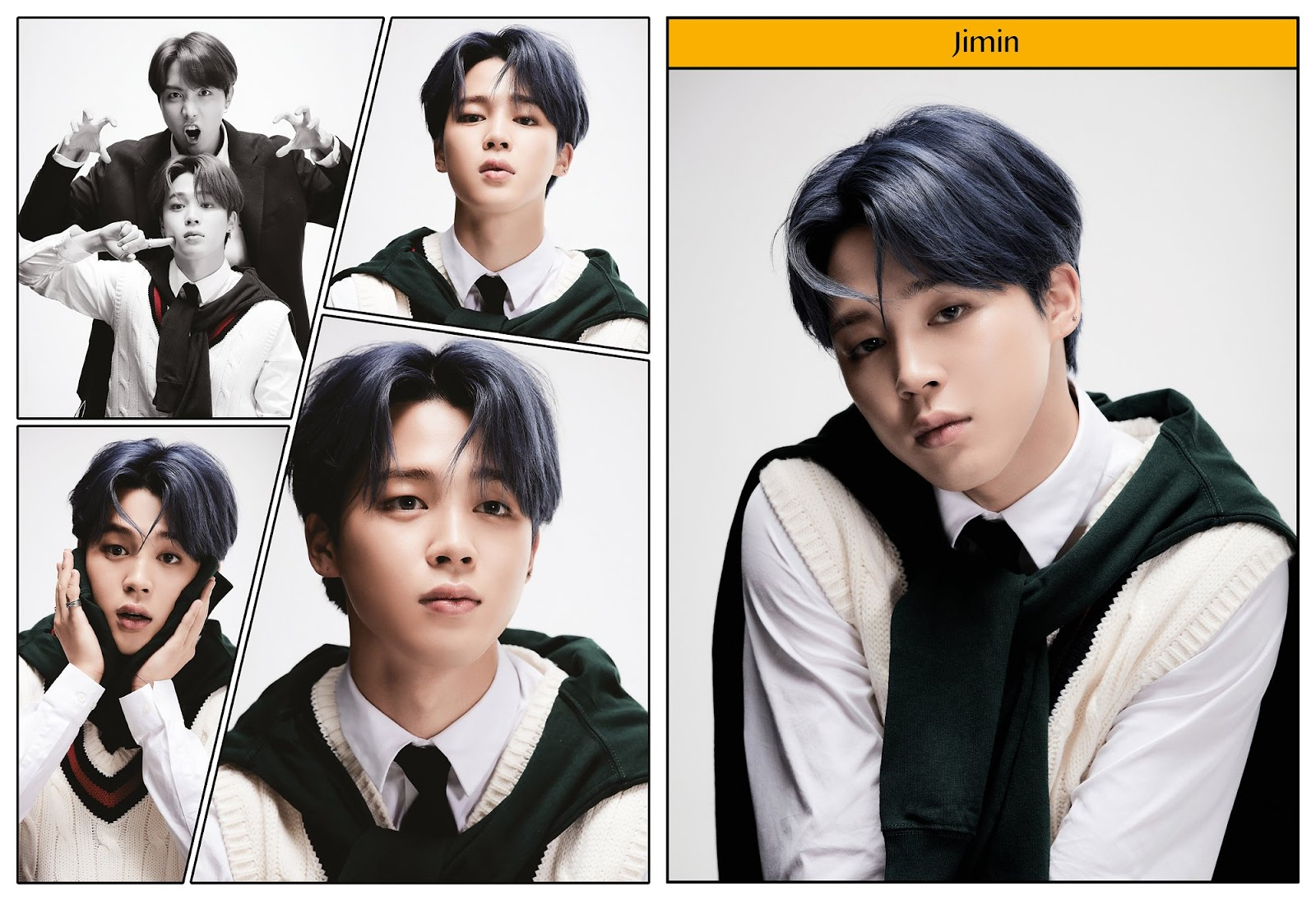 BTS Cool Comic Characters Concept In Comeback Teaser Become a Favorite, Fans Expect This