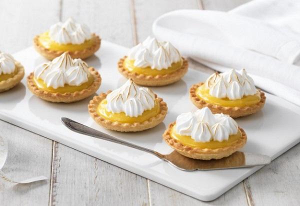 How the lemon tart Mini works