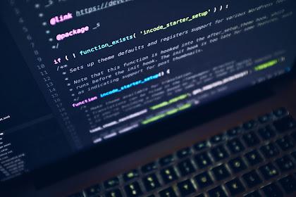 Aturan Menulis Kode Pascal