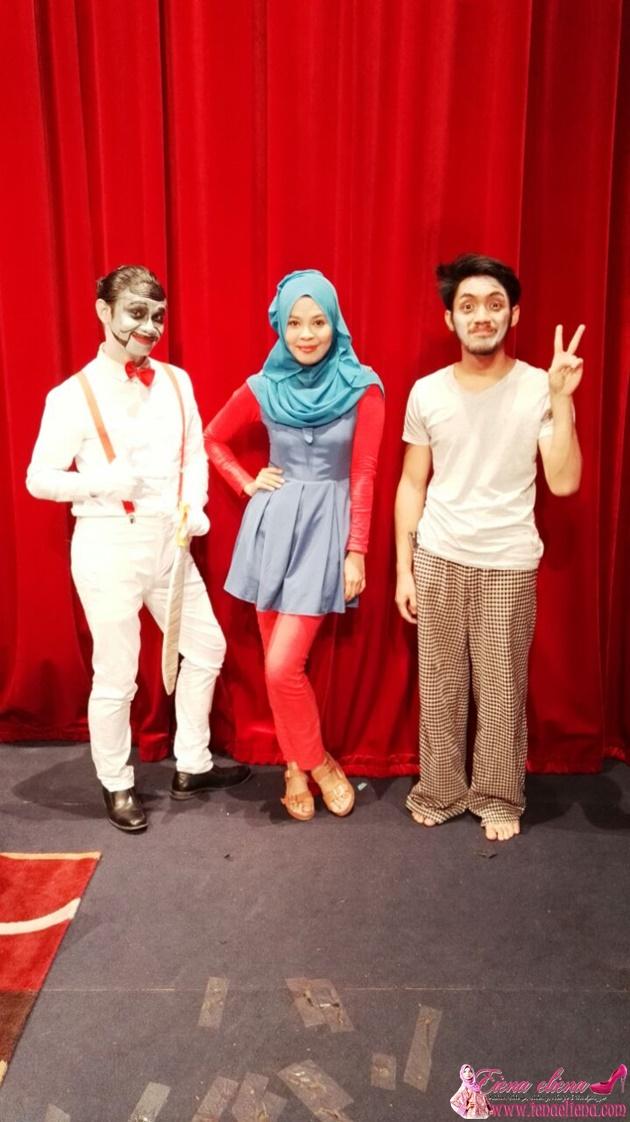 Teater Jalud oleh Tronoh Theatre Shop di Kompleks JKKN Wilayah Persekutuan