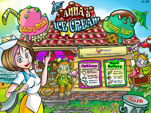 [PC GAME] Anna`s Ice Cream [FINAL] ~ pc game free 4 all