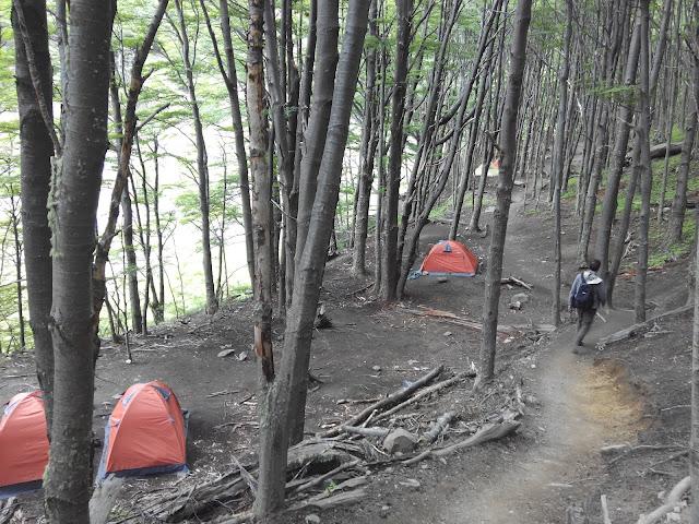 Camping Chileno