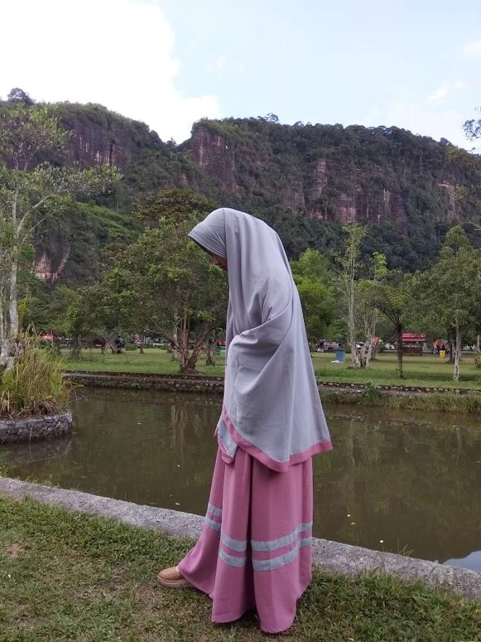 Ilhidayatul Husna, Penulis dari Pelosok Desa Minang, Susah Sinyal Bukan Alasan