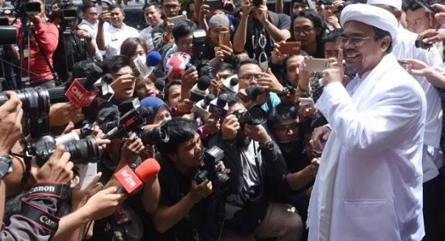 Habib Rizieq Bakal Pulang, PA 212: Untuk Berjuang dan Selamatkan Indonesia