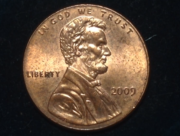 2009 Lincoln Penny
