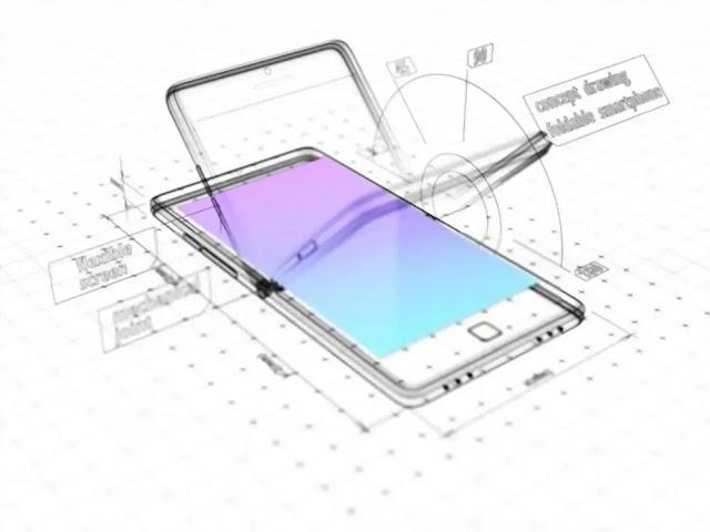 Foldable Smartphone Teknologi Canggih Terbaru