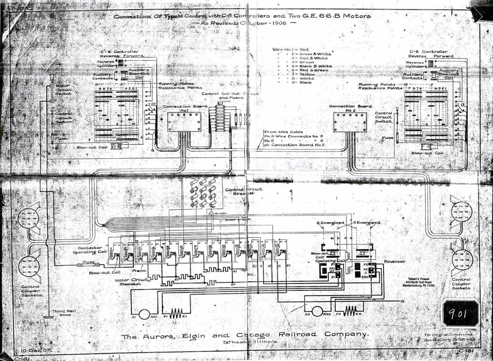 Hicks Car Works Control Circuit Diagrams Gm Hei Module Wiring Diagram Engine Scheme For Your