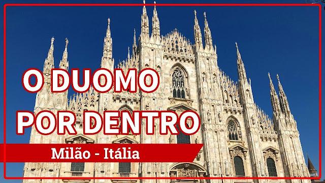 Catedral ou Duomo de Milã