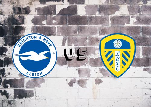 Brighton & Hove Albion vs Leeds United  Resumen