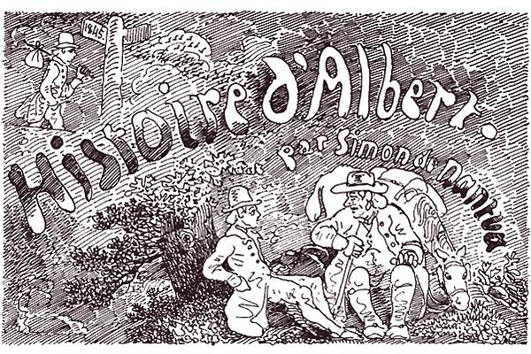 Histoire d'Albert