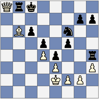 CHESS PUZZLE 05100120