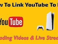 How To Link YouTube To PS5 For Uploading Videos & Live Streaming