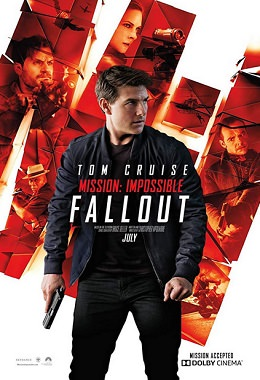 Mission Impossible Fallout 2018 720p BluRay x264