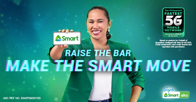Smart taps Olympic gold medalist Hidilyn Diaz as its newest endorser