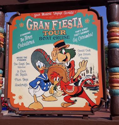 Gran Fiesta Tour EPCOT