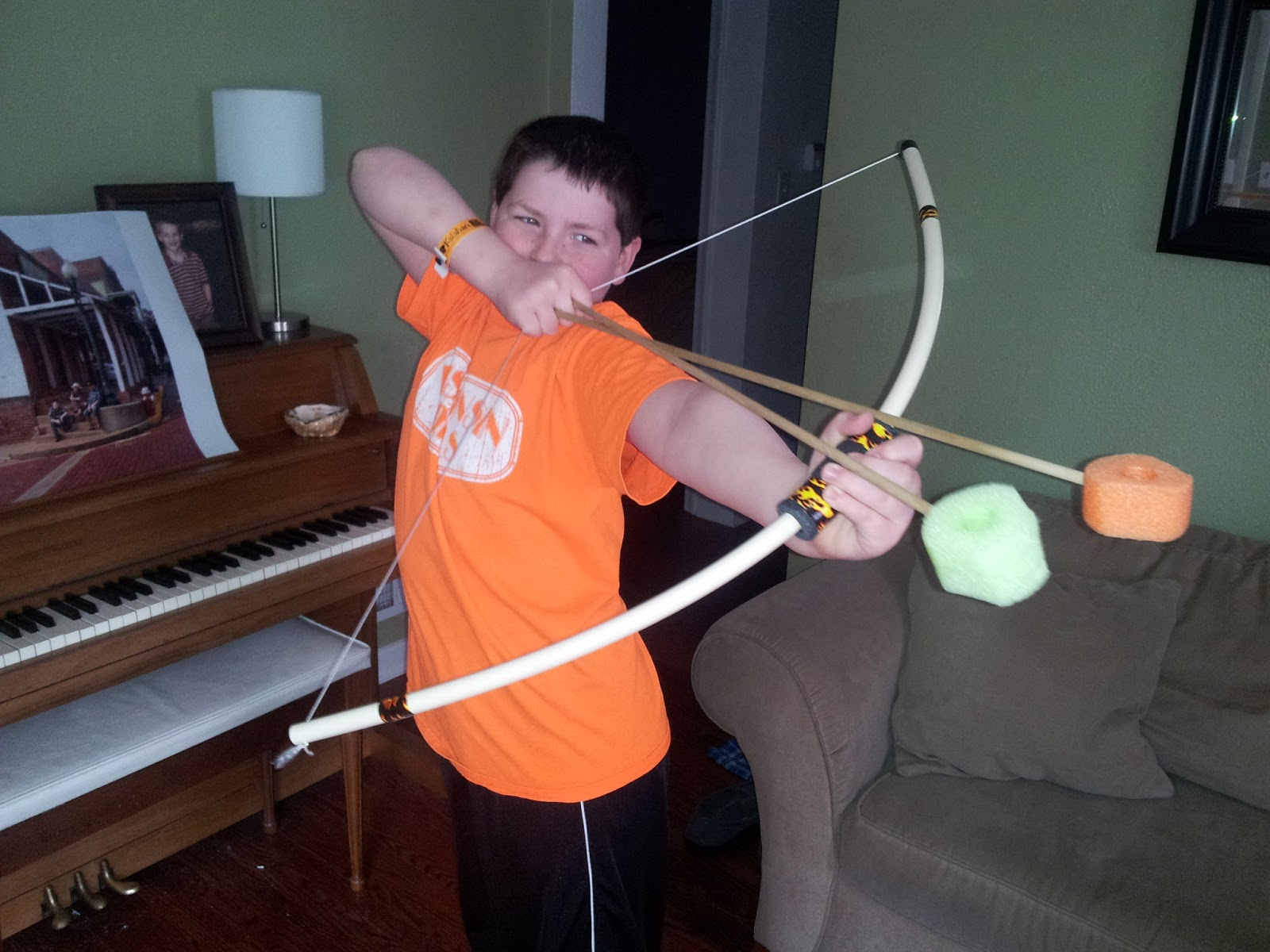 Awesome Bow And Arrows That You Can Make