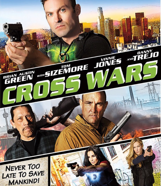 Cross Wars (2017) ταινιες online seires oipeirates greek subs
