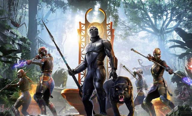 Análise Crítica – Marvel's Avengers: War For Wakanda