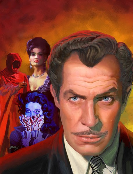 The Fantastic Films of Vincent Price